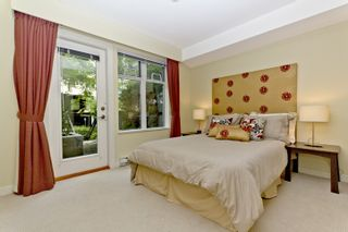 """Photo 19: 3683 W 12TH Avenue in Vancouver: Kitsilano Townhouse for sale in """"Twenty on the Park"""" (Vancouver West)  : MLS®# V909572"""