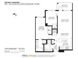 "Photo 39: 402 1677 LLOYD Avenue in North Vancouver: Pemberton NV Condo for sale in ""DISTRICT CROSSING"" : MLS®# R2489283"