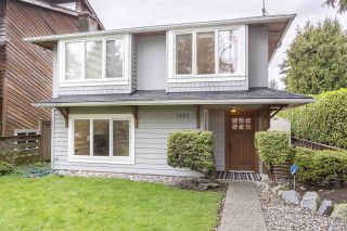Photo 1: 1457 WILLIAM Avenue in North Vancouver: Boulevard House for sale : MLS®# R2164146