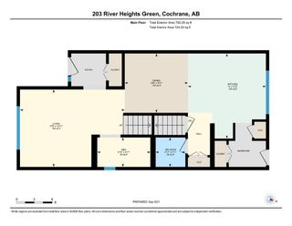 Photo 29: 203 River Heights Green: Cochrane Detached for sale : MLS®# A1145200
