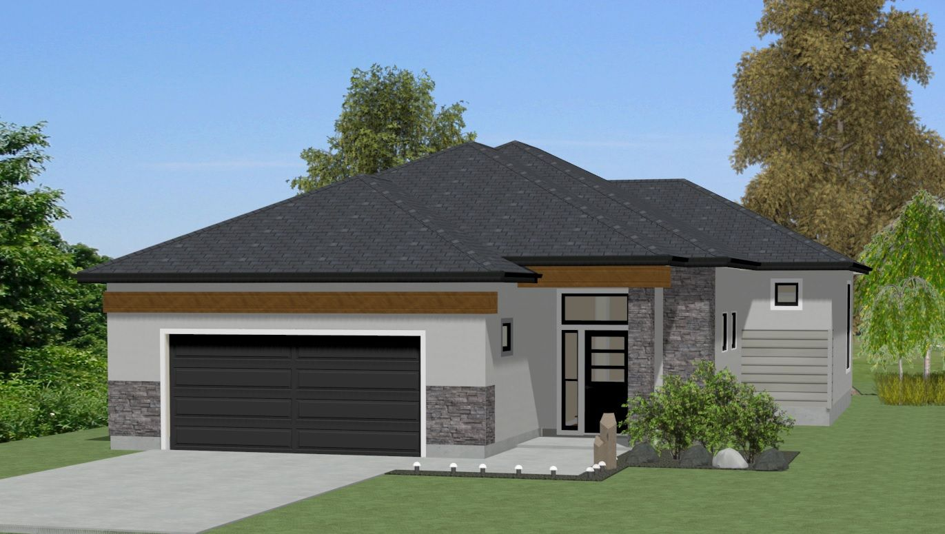Main Photo: 83 East Plains Drive in Winnipeg: Sage Creek Single Family Detached for sale (2L)