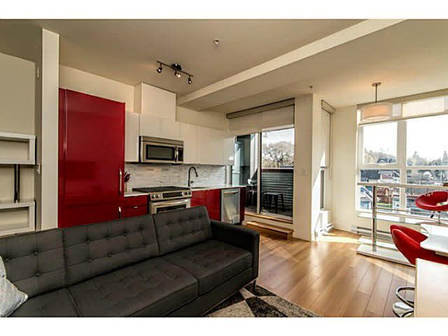 """Photo 3: Photos: 305 2250 COMMERCIAL Drive in Vancouver: Grandview VE Condo for sale in """"THE MARQUEE ON THE DRIVE"""" (Vancouver East)  : MLS®# V1109784"""
