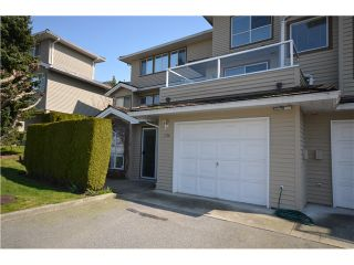 """Photo 1: 1116 ORR Drive in Port Coquitlam: Citadel PQ Townhouse for sale in """"THE SUMMIT"""" : MLS®# V998900"""