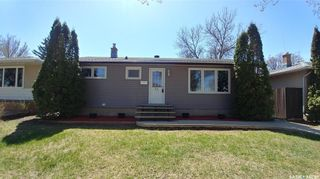 Main Photo: 38 Forsyth Crescent in Regina: Normanview Residential for sale : MLS®# SK871779