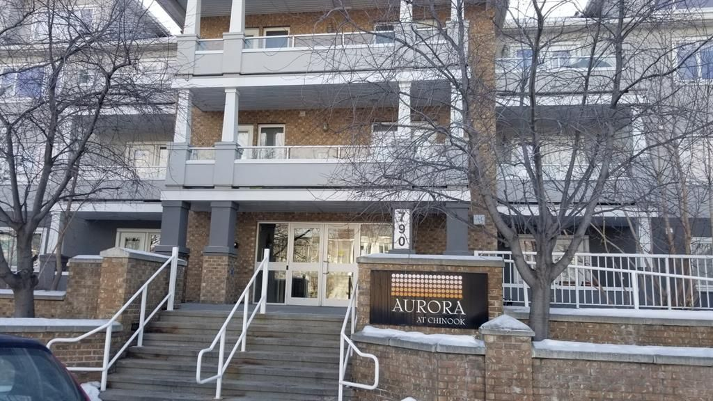 Main Photo: 306 790 Kingsmere Crescent SW in Calgary: Kingsland Apartment for sale : MLS®# A1065637