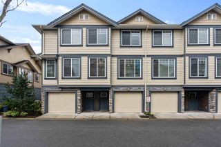 """Photo 1: 12 18818 71 Avenue in Surrey: Clayton Townhouse for sale in """"JOI"""" (Cloverdale)  : MLS®# R2548239"""