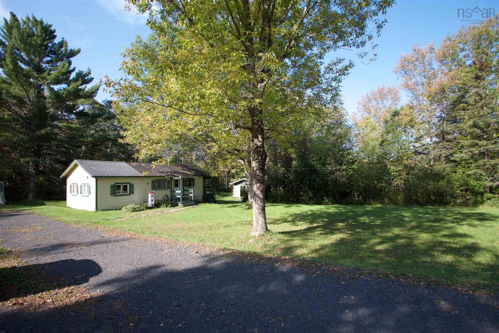 Main Photo: 40 JEFFERSON Road in Bear River East: 400-Annapolis County Residential for sale (Annapolis Valley)  : MLS®# 202124496