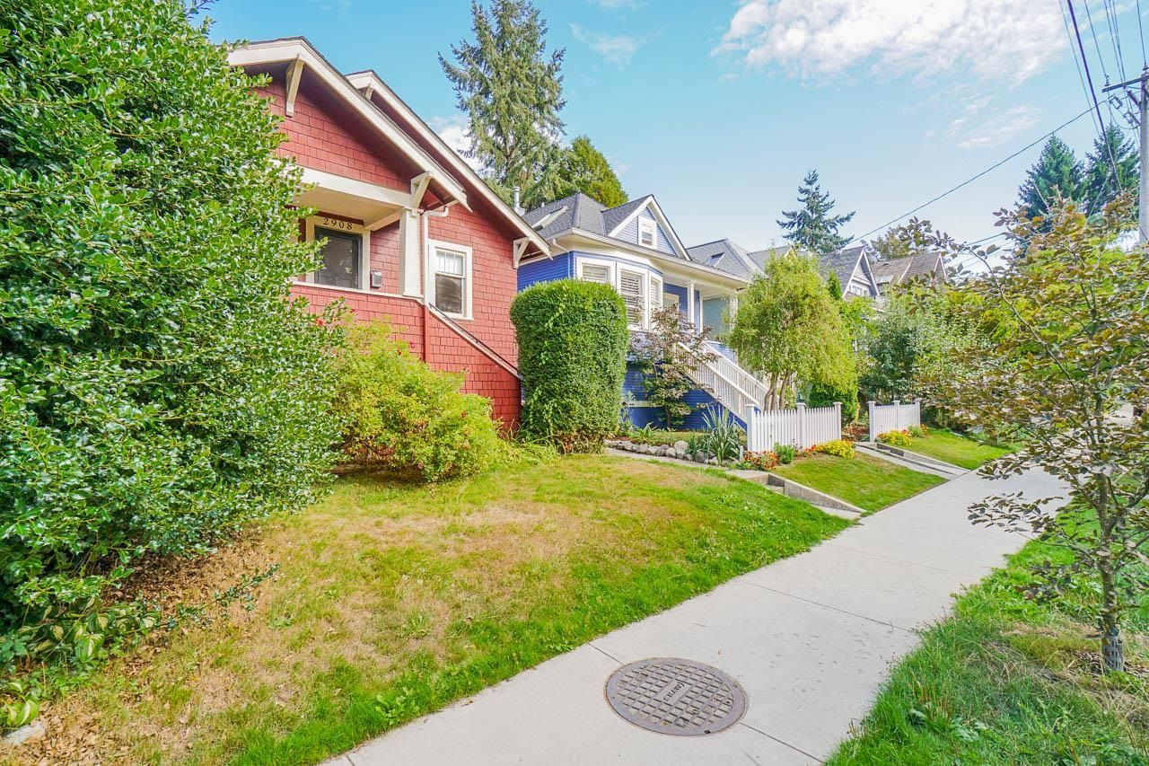 Main Photo: 2908 MANITOBA Street in Vancouver: Mount Pleasant VW House for sale (Vancouver West)  : MLS®# R2617371