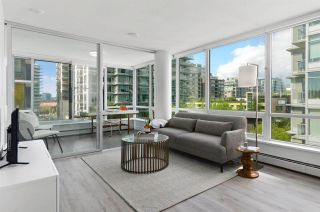 """Photo 6: 619 1783 MANITOBA Street in Vancouver: False Creek Condo for sale in """"The Residences at West"""" (Vancouver West)  : MLS®# R2579373"""