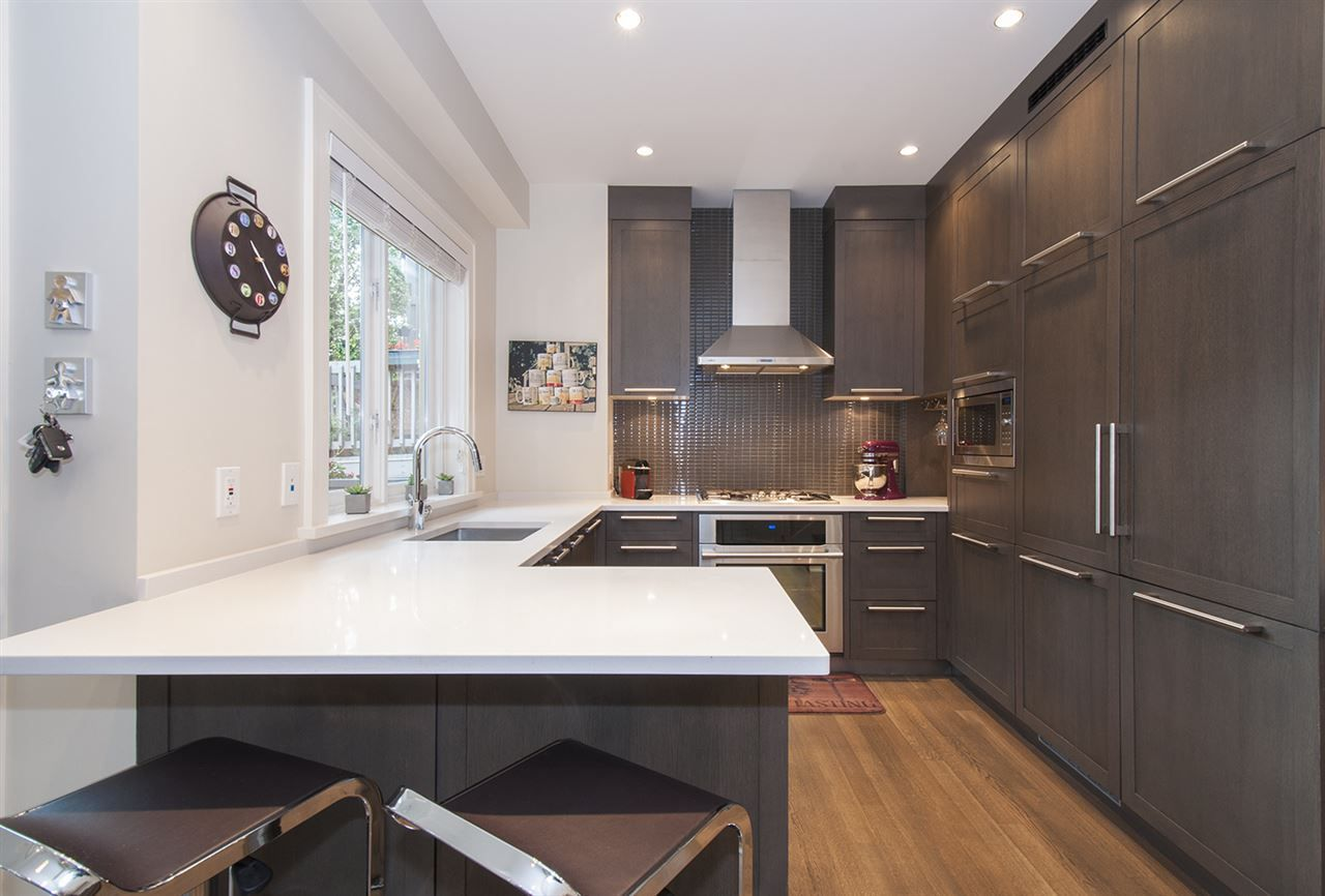 Photo 9: Photos: 1955 W 12TH AVENUE in Vancouver: Kitsilano Townhouse for sale (Vancouver West)  : MLS®# R2079605