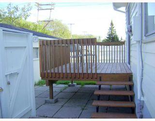 Photo 4: 661 INGERSOLL Street in WINNIPEG: West End / Wolseley Residential for sale (West Winnipeg)  : MLS®# 2809142