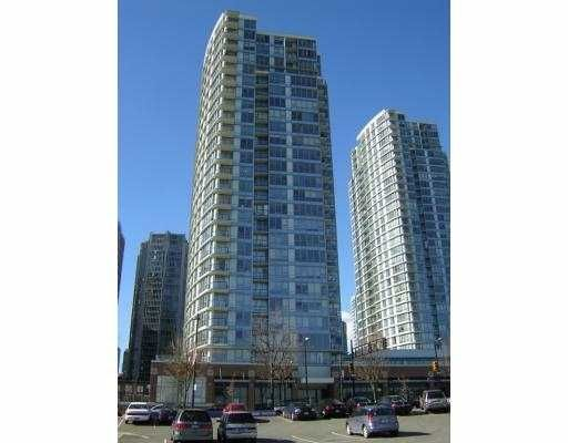 Main Photo: #2007 939  Expo Blvd in Vancouver: Downtown VW Condo for sale (Vancouver West)  : MLS®# V580871