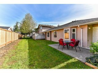 """Photo 17: 146 15501 89A Avenue in Surrey: Fleetwood Tynehead Townhouse for sale in """"AVONDALE"""" : MLS®# R2058402"""