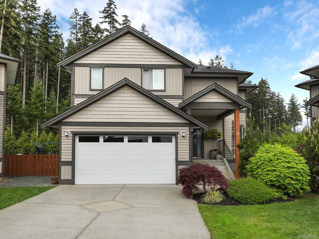 Main Photo: 9 2033 Varsity Landing in CAMPBELL RIVER: CR Willow Point House for sale (Campbell River)  : MLS®# 840129