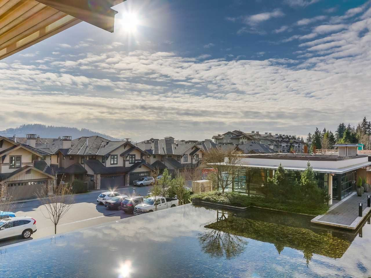 """Main Photo: 217 3606 ALDERCREST Drive in North Vancouver: Roche Point Condo for sale in """"DESTINY AT RAVENWOODS"""" : MLS®# R2065350"""