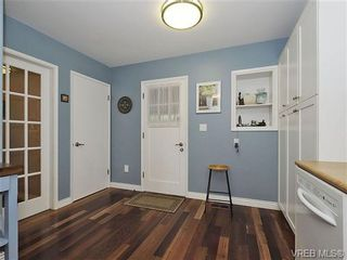 Photo 8: 2320 Hollyhill Pl in VICTORIA: SE Arbutus Half Duplex for sale (Saanich East)  : MLS®# 652006