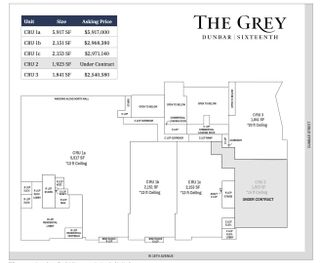 """Photo 2: 3605 W 16TH Avenue in Vancouver: Point Grey Retail for sale in """"The Grey"""" (Vancouver West)  : MLS®# C8040347"""