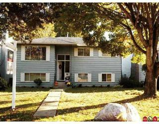 Photo 1: 13672 BLACKBURN Ave: White Rock House for sale (South Surrey White Rock)  : MLS®# F2627217