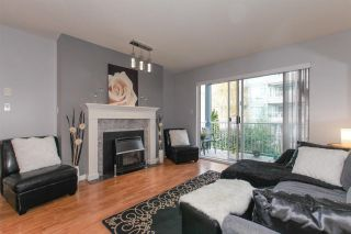 """Photo 1: 209 11601 227 Street in Maple Ridge: East Central Condo for sale in """"Castlemont in FRASERVIEW VILLAGE"""" : MLS®# R2331937"""