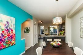"""Photo 3: 44 1338 HAMES Crescent in Coquitlam: Burke Mountain Townhouse for sale in """"FARRINGTON PARK"""" : MLS®# R2048770"""