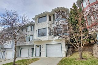 Photo 2: 121 Patina Rise SW in Calgary: Patterson Row/Townhouse for sale : MLS®# A1094320