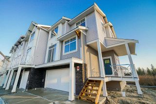 Photo 1: 1 21102 76 AVENUE in Langley: Willoughby Heights Townhouse for sale : MLS®# R2437980