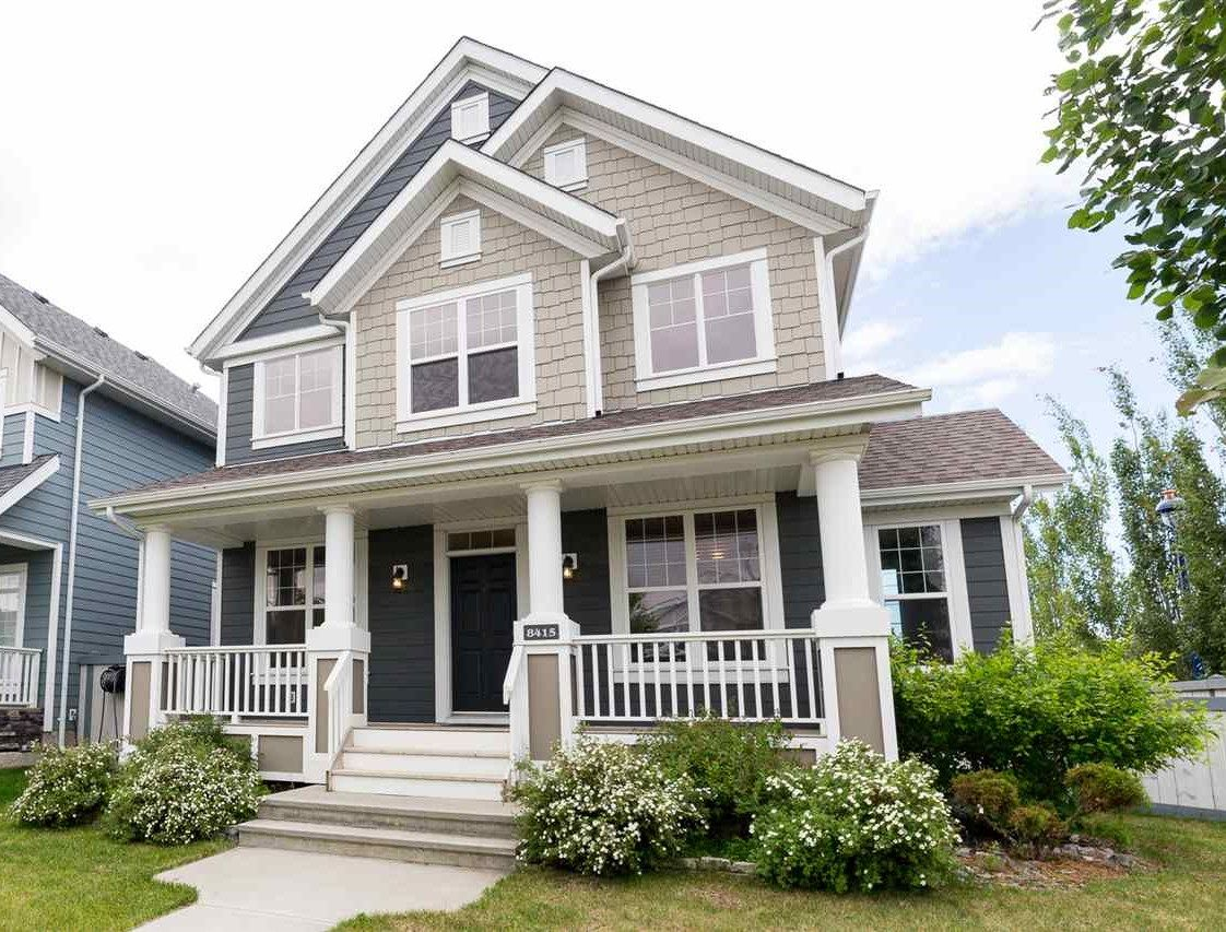 Main Photo: 8415 SUMMERSIDE GRANDE Boulevard in Edmonton: Zone 53 House for sale : MLS®# E4244415