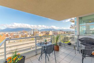 """Photo 9: 1206 125 MILROSS Avenue in Vancouver: Mount Pleasant VE Condo for sale in """"CREEKSIDE"""" (Vancouver East)  : MLS®# R2159245"""