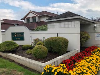 """Photo 1: 28 31406 UPPER MACLURE Road in Abbotsford: Abbotsford West Townhouse for sale in """"Ellwood Estate"""" : MLS®# R2612561"""