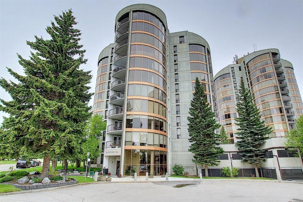 Main Photo: 162 10 Coachway Road SW in Calgary: Coach Hill Apartment for sale : MLS®# A1116907
