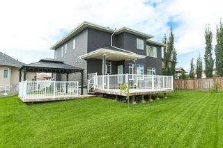 Photo 47: 155 FRASER Way NW in Edmonton: Zone 35 House for sale : MLS®# E4266277