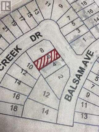 Photo 1: 6 Bear Creek Drive in High Level: Vacant Land for sale : MLS®# A1129478