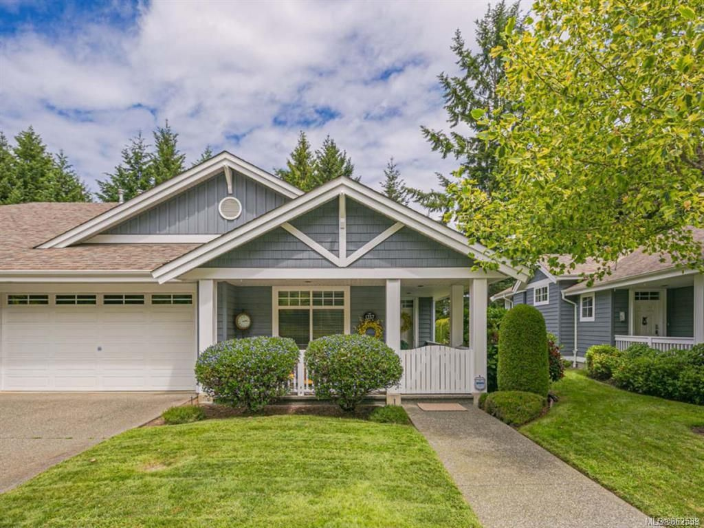 Main Photo: 1357 Cape Cod Dr in : PQ Parksville Row/Townhouse for sale (Parksville/Qualicum)  : MLS®# 862539