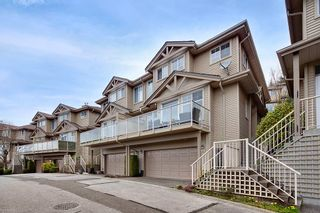 """Photo 3: 131 2979 PANORAMA Drive in Coquitlam: Westwood Plateau Townhouse for sale in """"DEERCREST"""" : MLS®# R2550831"""