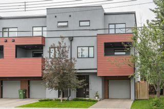 Photo 1: 1529 25 Avenue SW in Calgary: Bankview Row/Townhouse for sale : MLS®# A1127936