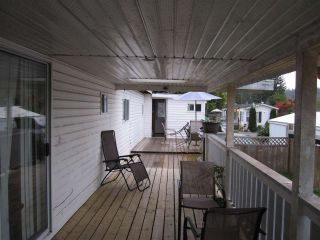 """Photo 9: 119 10221 WILSON Street in Mission: Stave Falls Manufactured Home for sale in """"Triple Creek Estates"""" : MLS®# R2010419"""