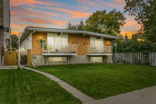 Main Photo: 423 21 Avenue NE in Calgary: Winston Heights/Mountview Semi Detached for sale : MLS®# A1143507