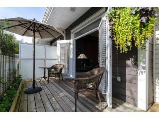"""Photo 16: 14 4388 BAYVIEW Street in Richmond: Steveston South Townhouse for sale in """"PHOENIX POND AT IMPERIAL LANDING"""" : MLS®# V1064887"""