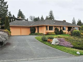 Photo 1: 8914 Pender Park Dr in NORTH SAANICH: NS Dean Park House for sale (North Saanich)  : MLS®# 632377