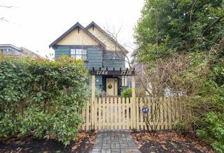 Photo 1: 1738 E 7TH Avenue in Vancouver: Grandview VE 1/2 Duplex for sale (Vancouver East)  : MLS®# R2328974