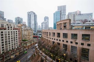 Photo 1: 1608 788 HAMILTON STREET in Vancouver: Downtown VW Condo for sale (Vancouver West)  : MLS®# R2426696