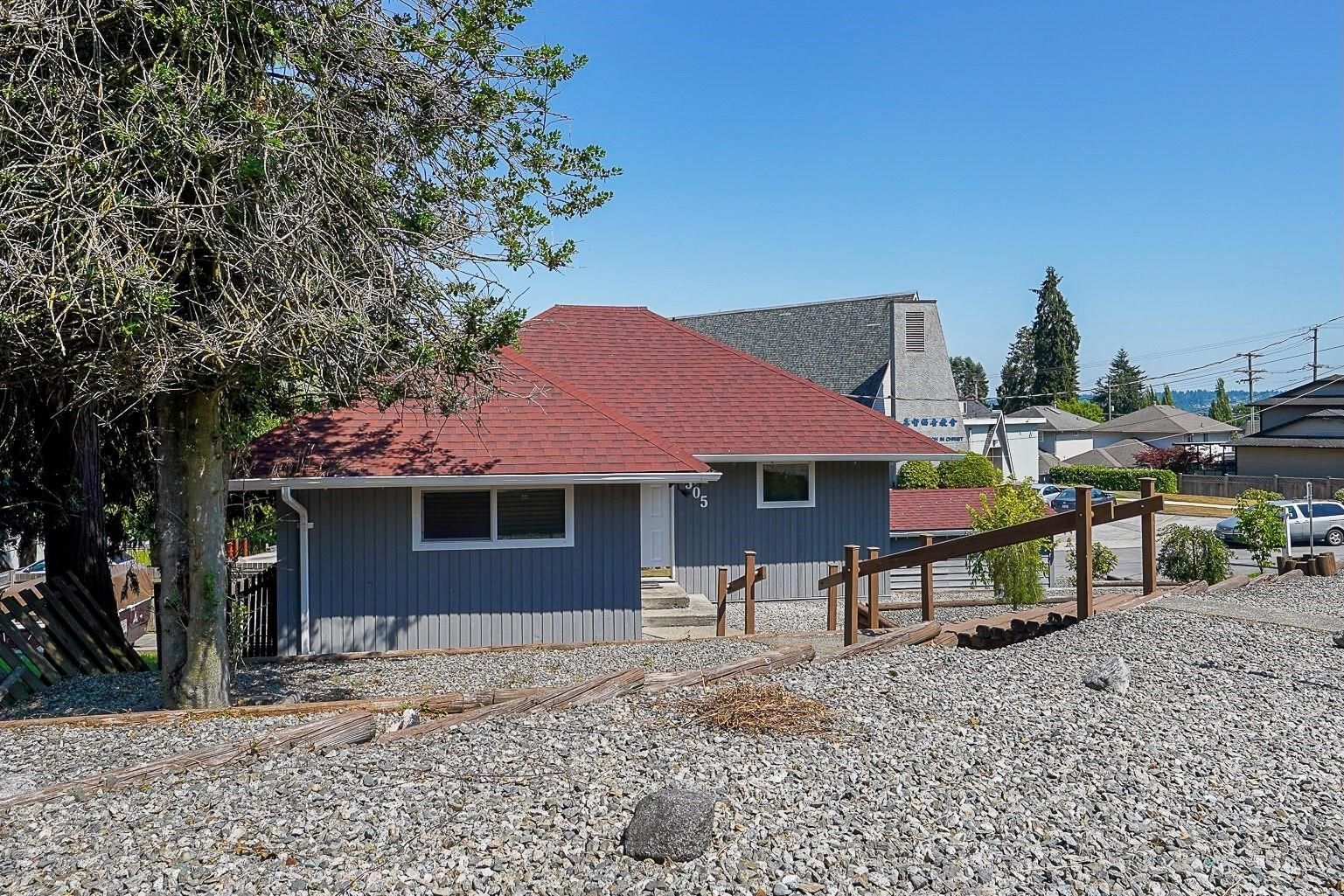 """Main Photo: 505 BRAID Street in New Westminster: The Heights NW House for sale in """"THE HEIGHTS"""" : MLS®# R2611434"""