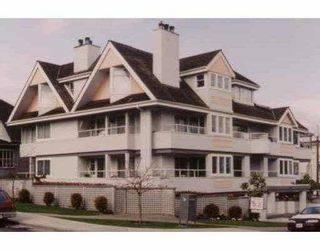 """Main Photo: 1665 ARBUTUS Street in Vancouver: Kitsilano Condo for sale in """"THE BEACHES"""" (Vancouver West)  : MLS®# V630364"""