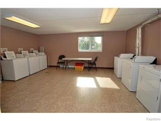 Photo 17: 403 Regent Avenue in WINNIPEG: Transcona Condominium for sale (North East Winnipeg)  : MLS®# 1526649