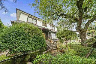 Photo 1: 4390 LOCARNO Crescent in Vancouver: Point Grey House for sale (Vancouver West)  : MLS®# R2501798