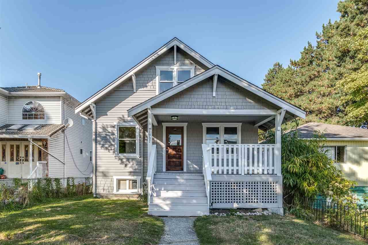 Main Photo: 1907 E 40TH Avenue in Vancouver: Victoria VE House for sale (Vancouver East)  : MLS®# R2508321