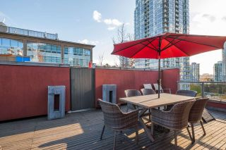 "Photo 34: 306 869 BEATTY Street in Vancouver: Downtown VW Condo for sale in ""THE HOOPER"" (Vancouver West)  : MLS®# R2551567"