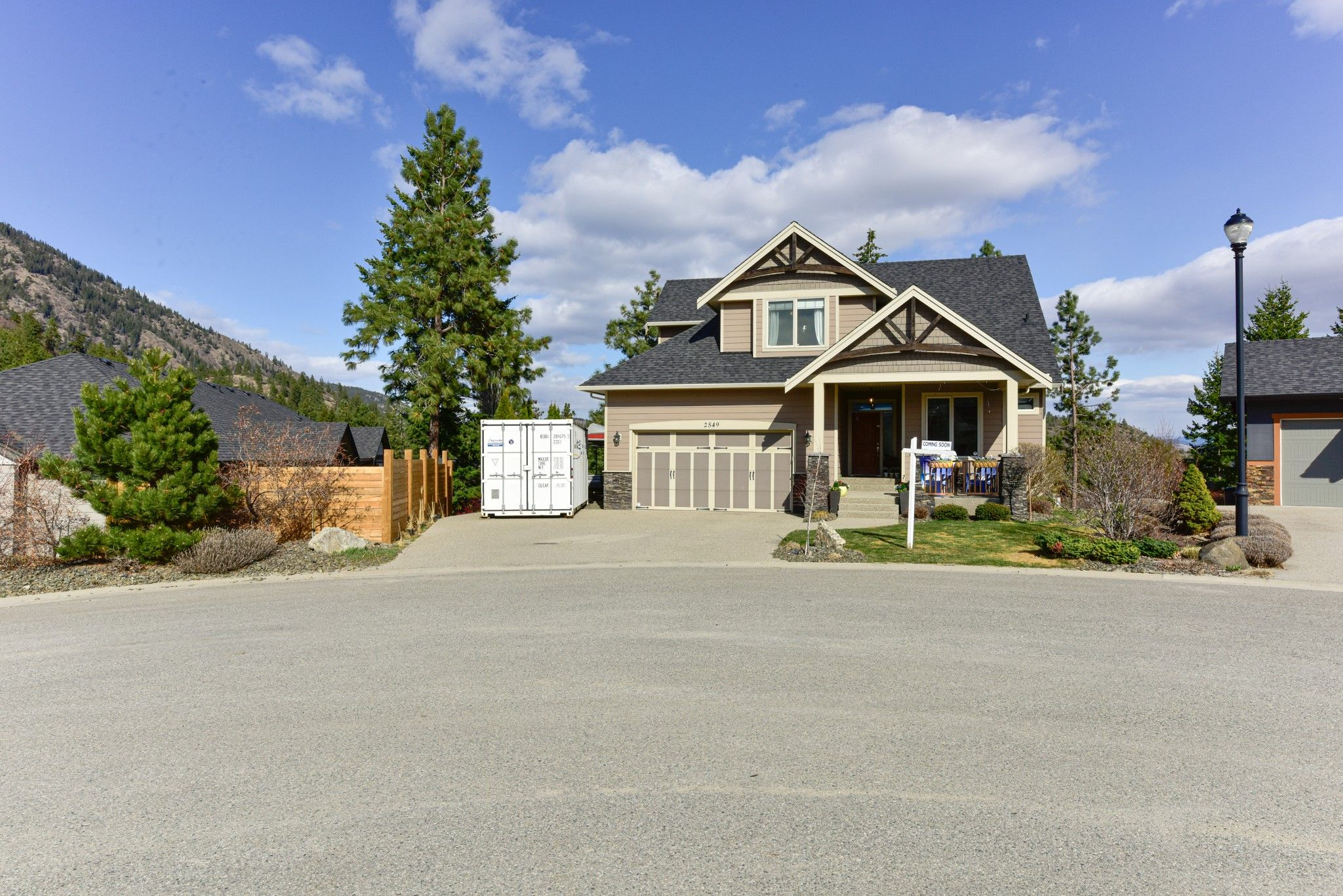 Main Photo: 2549 Pebble Place in West Kelowna: Shannon  Lake House for sale (Central  Okanagan)  : MLS®# 10228762