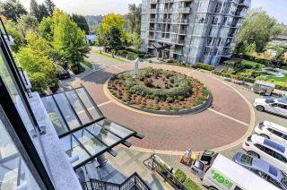 Photo 15: 507 575 DELESTRE Avenue in Coquitlam: Coquitlam West Condo for sale : MLS®# R2504581