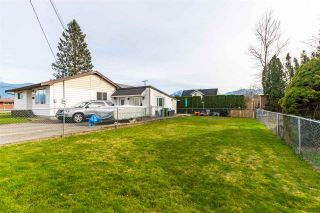Photo 24: 46580 BROOKS Avenue in Chilliwack: Chilliwack E Young-Yale House for sale : MLS®# R2550814